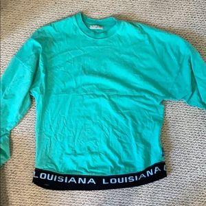 Long sleeve grande isle shirt